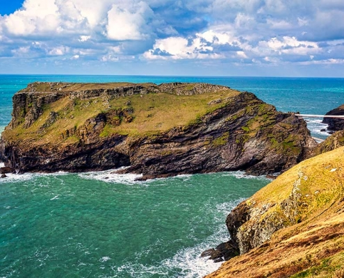 Tintagel, Cornwall, Dioramadays, Landscape Photography Workshops