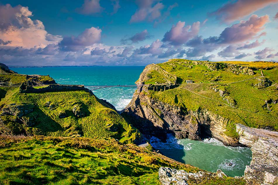 Tintagel, Cornwall Dioramadays Residential Landscape Photography Workshops