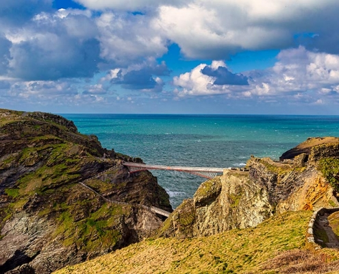 Tintagel, Cornwall, Premier Landscape Photography Workshops, Dioramadays