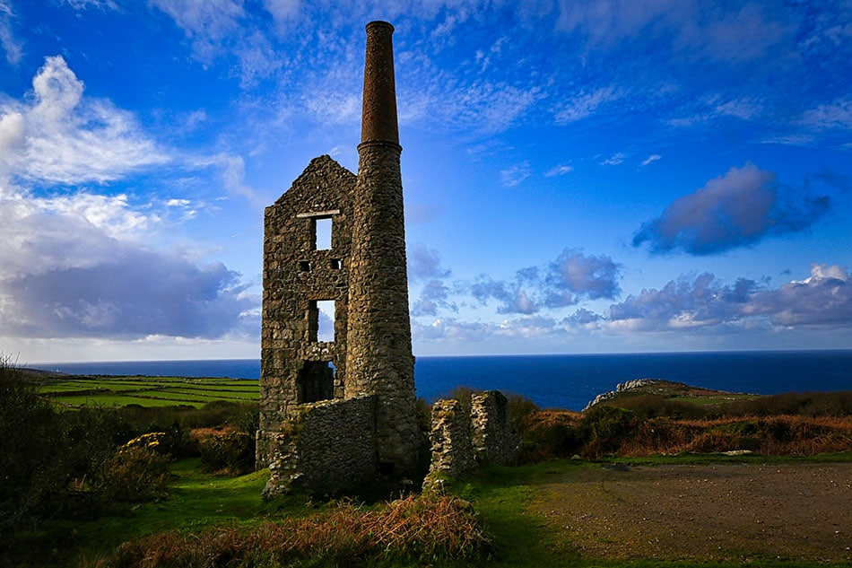 Carn Galver, Photography Holiday Course Cape Cornwall