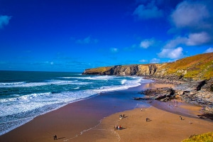 Cornwall Photography Holiday Tour Workshops Trebawith Strand