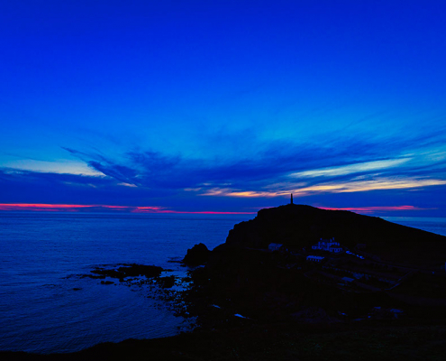 Cape Cornwall, UK. Photography Course