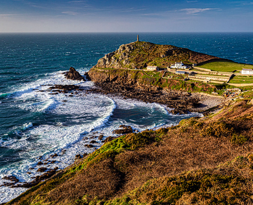 Cape Cornwall Photography Holidays