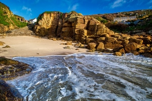 Cornwall Photography Holiday Tour Workshops Porthgwarra