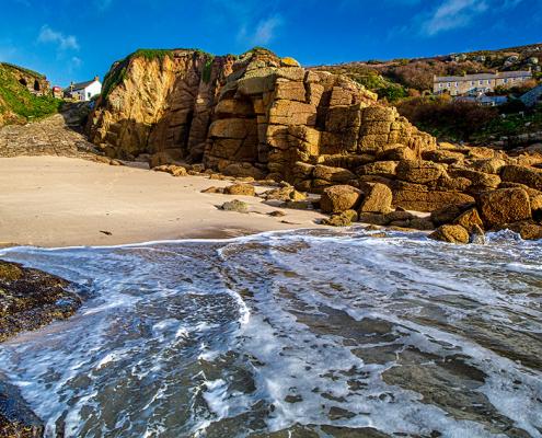 Wild, West Coast, Cornwall UK. Landscape Photography