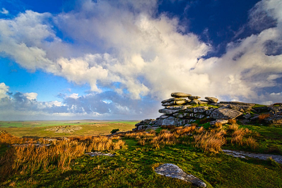 Stowes Hill, Cornwall, UK