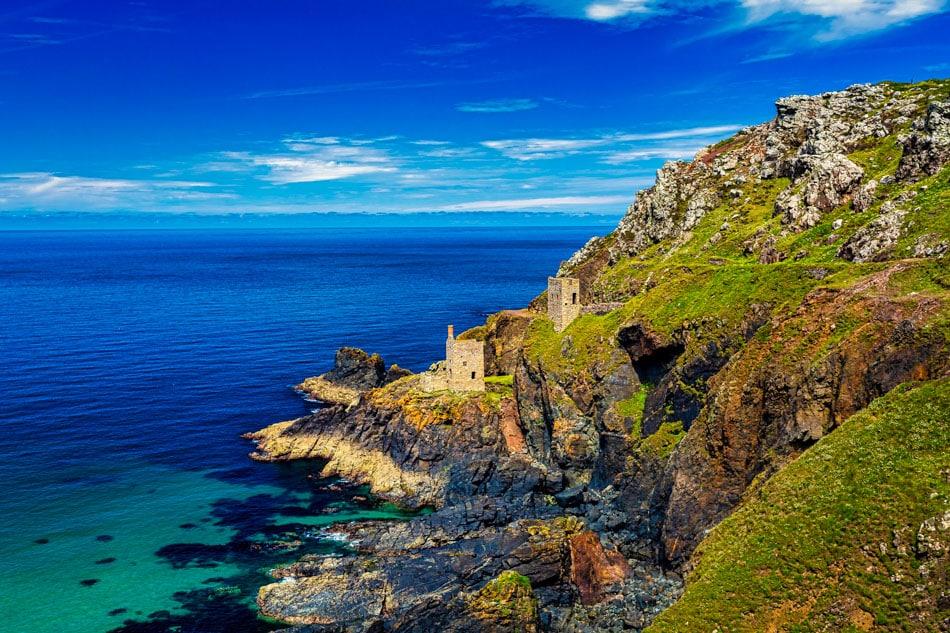 Botallack Cornwall Photography Holidays Workshops Courses
