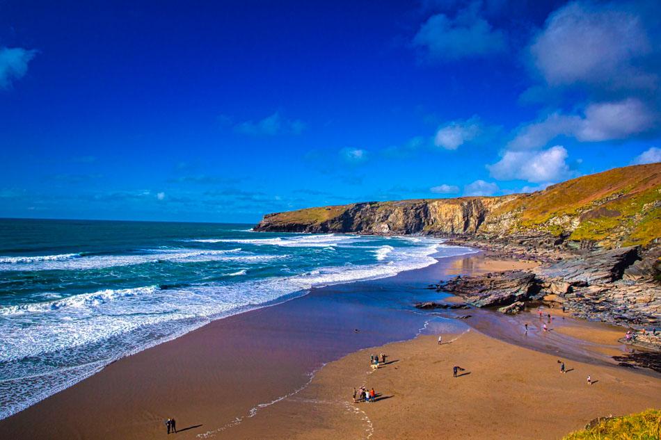Trebawith, Cornwall UK Photo Workshops