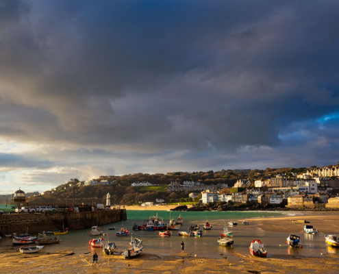 St Ives Harbour Cornwall Photography Holidays Workshops Tours
