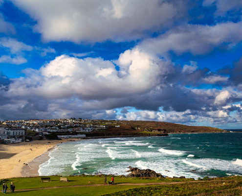 St Ives Porthmeor Beach Cornwall Photography Holidays Workshops Tours