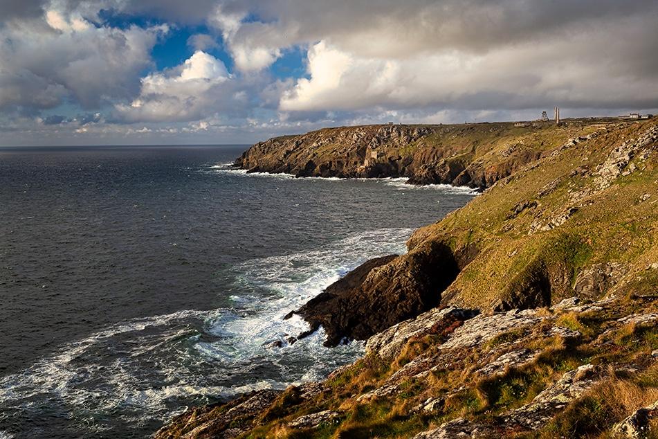 Botallack Cornwall UK. Photography Workshop