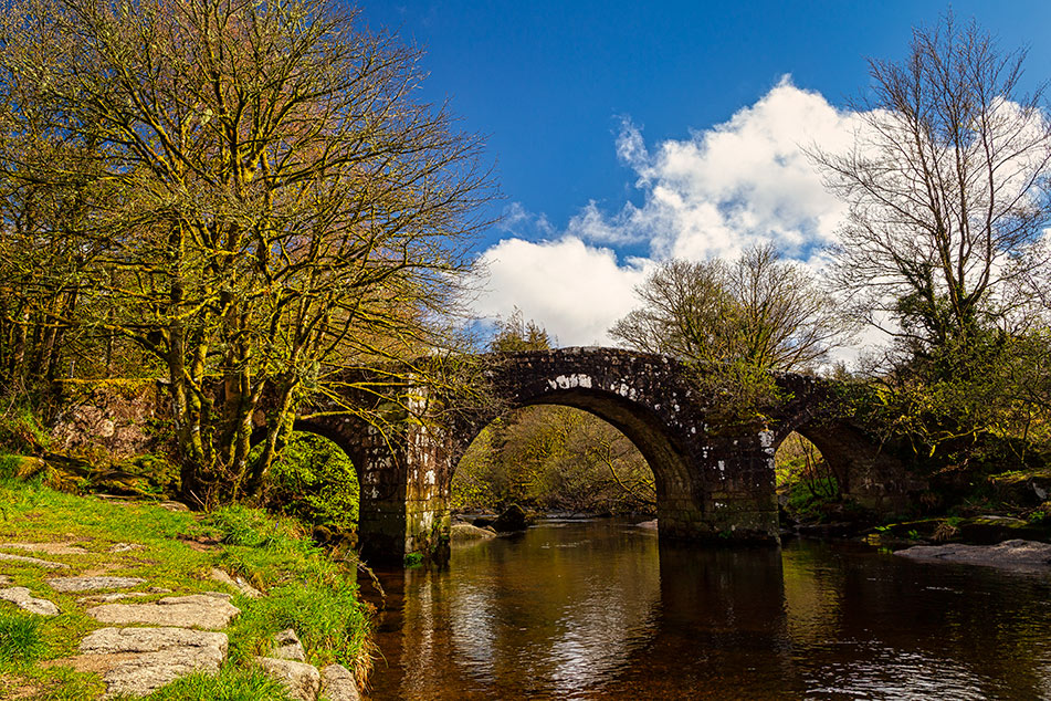 Dartmoor Bridge, Photography Holiday