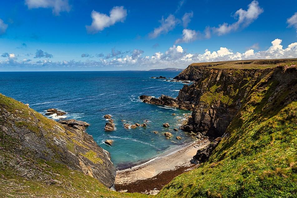 Godrevy Point, Cornwall UK