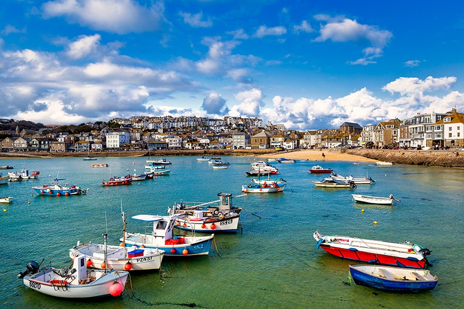 St Ives Cornwall UK Photography Holiday 2021 Workshop Course Tour